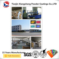 Thermosetting powder coating & powder paint factory