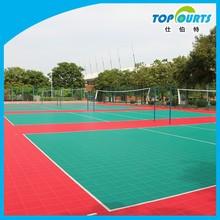 Outdoor Volleyball court flooring/volleyball flooring