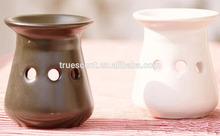 linda casa animacharacter l fragancia de incienso de cerámica del quemador de aceite