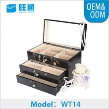 Hot selling New Design OEM jewelry boxes for gift