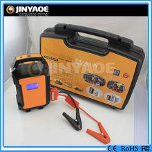 Japan hot sale 800A 36000mah best car battery booster 12v 24v jump starter