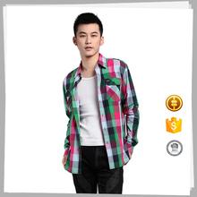 ประเทศจีนผู้ผลิตที่มีคุณภาพสูงแฟชั่นลำลองผ้าฝ้าย100%เสื้อ