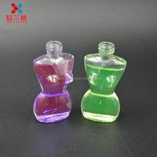 Haute qualité femmes body forme de bouteille de parfum