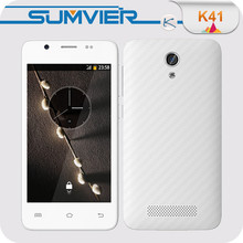 4.0 inch 480*640 IPS MTK6572 Dual Core 512M+4G 2 chip cell phone