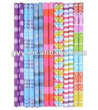 2012 High quality Flower gift wrapping paper