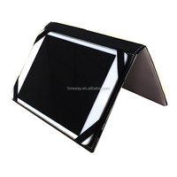 for ipad mint sublimation printing cover, blank fabric folio leather cover tablet PC
