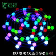 GETK patent RGB3825 32leds 22w led strip pointolite led led cluster christmas lights