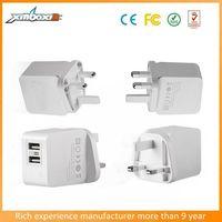 US/EU/UK dual port charger for lenovo k900