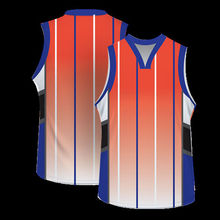 cool dry fitness sublimation basketball jersey