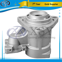 Galvanizing Water Glass Lost Wax Construction Machinery Casting Parts