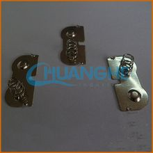 Factory supply wenzhou hot sale round spring clip wire retainer clip steel retaining clip in dongguan