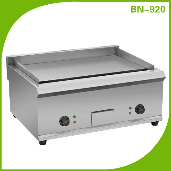 Commercial Flat Griddle Grill ~ Restaurant commercial counter top burners flat plate