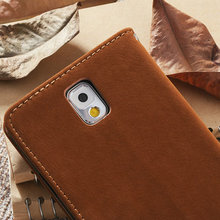 Best selling for wholesales ODM for Samsung galaxy note 3 flip cover phone case