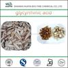 Remove the bitter taste treatment of intermittent pulse Glycyrrhinic acid