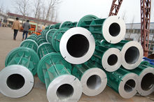 precast Concrete Pile Pipe Production Line/ Electric Pipe&Pole Plant and crane machine for pole factory