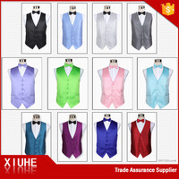 colorful young mens Polyester Fashion Vest