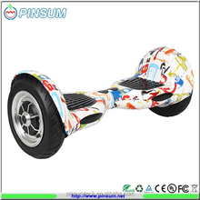 Best price smart 10 inch 2 wheel self balancing electric scooter hands free driving