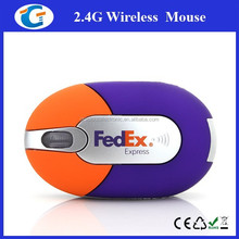 Custom color and logo 2.4g wireless Mini computer mouse