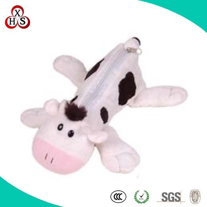 Cow Pencil Plush Cow Pencil Case,cow