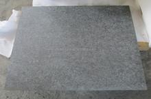 Pure natural black basalt stone granite