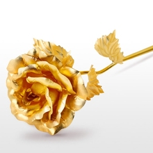 Golden Rose 24K Rose Flower Wedding Gift