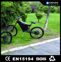 high performance 80km/h leopard electric bicycle 4000w