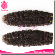 good remy hair weave brands color chart #2 brown virgin malaysian curly hair
