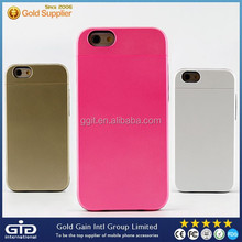 [GGIT] Factory Wholesale Case For Apple For iPhone 6, For iPhone 6 Case With Card Slot