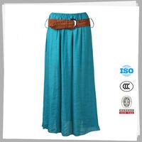 Garments supplier Best selling Custom Fashion skirt models