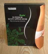 NEW!!! Highly effective Loss weight Tightening Toning slimming body applicator loss cellulite simple slimming body applicator