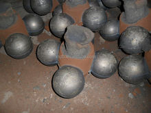 12.7mm--150mm high chrome grinding balls for cement and other mining industry