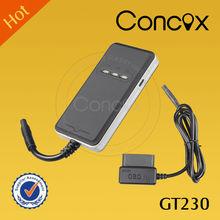Concox Competitive Price Intelligent OBD II GPS GPRS GSM Car Tracker GT230