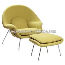 bauhaus collection Eero Saarinen Womb lounge chair