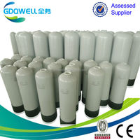 grey color 835, 1035 FRP water purification tanks price