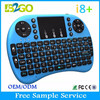 B2GO Mini i8 2.4G with Touchpad Mini Wireless Keyboard For Smart TV