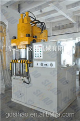 800 ton four-column molding machine, hydraulic machine, extrusion machine, hydraulic molding machine