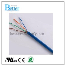 Fashion professional solid or strand utp network cable