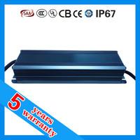 5 years warranty high PFC 2400mA 70W waterproof LED driver