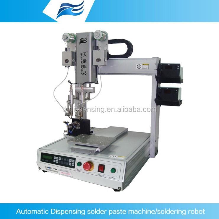 robotic soldering machine