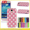 small dots TPU case for Samsung Galaxy S4