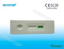 Medical Equipment H.pylori Rapid Diagnostic Test Kits hiv/hcg Test
