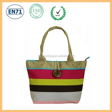 customize plain cotton canvas tote bag with logo printing