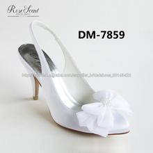 graciosa arco señoras zapatos de novia Alibaba