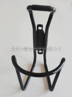 Alloy Bicycle Water Bottle Cage Black Fits Road Commute Mountain Bikes