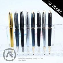 Retail Stylish Custom Design Fluent Ballpoint Writing Pen