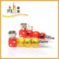 JL-250 Yiwu Jiju Liquid Smoking Pipe, Logo Branded Make Metal Smoking Pipe