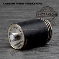 Best selling products in America Shenzhen China e cig Wotofo freakshow atomizer