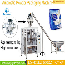 Otomatik kurutulmuş peynir toz dolum paketleme makinesi ds-420dz