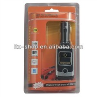 User manual car MP3 player with fm transmitter