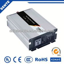 2014 Newest product 1200w pure sine wav solar inverter and charge controller with CE & RoHS certifications